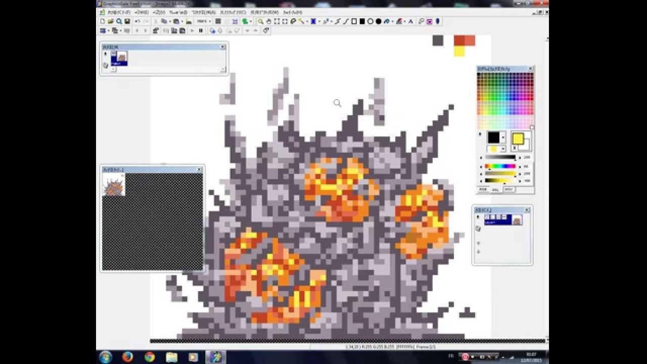 pixel art 64x64 tutorial