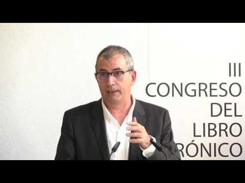 Presentación en Barbastro - III Congreso del Libro Electrónico