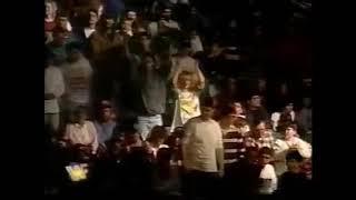 Yokozuna vs 3 Jobbers WWF Superstars 1996