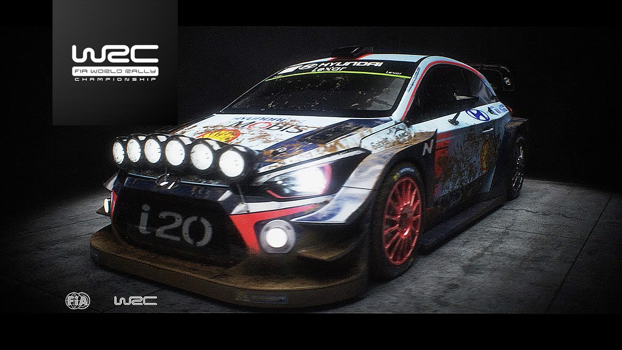 WRC 7: Official WRC Game 2017