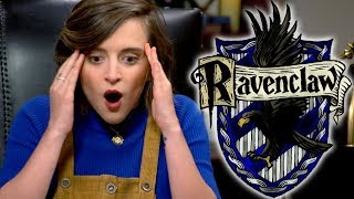 EXPOSED: I wasn't always in Ravenclaw?!?! | Harry Potter Audible Book Club Discussion