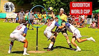 Quidditch World Cup 2018