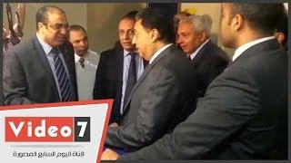 وزير الصحة يفتتح وحدة زراعة النخاع بمستشفى دار السلام