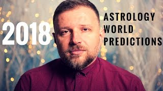 Stunning 2018 World and Personal Predictions with Ancient Astrology. Trifon and Astrolada