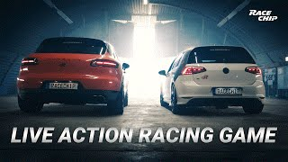 Live Action Racing Game - RaceChip Chiptuning