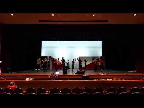 North Polk High School Musical Choreography