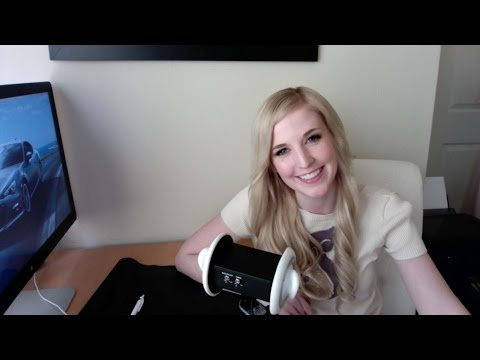 ASMR Total Request Love: Binaural Ear-to-Ear of Your Most Requested Words