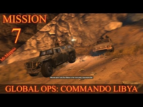 Let's Play Global Ops: Commando Libya - Mission 7
