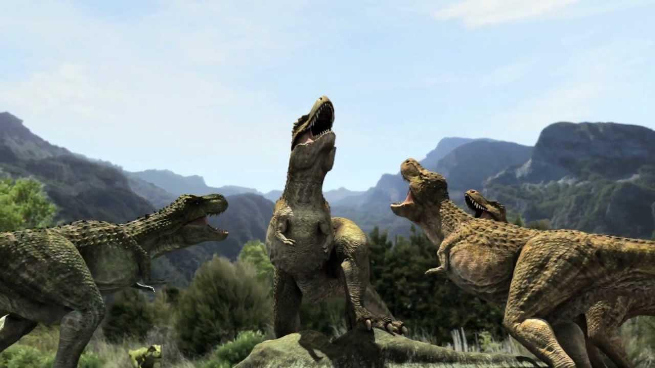Tarbosaurus 3d - Teaser Trailer