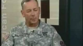 IMCOM Commander Interview, Part 1