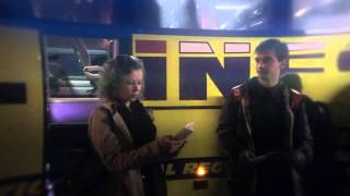 Ecolines bus Minsk - Warsaw / Автобус Ecolines Минск - Варшава