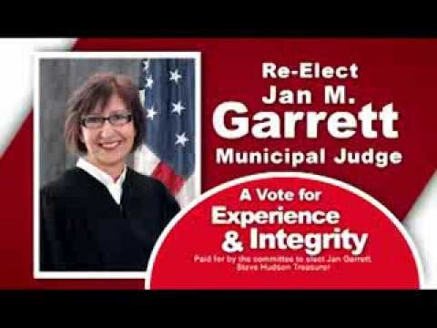 Jan Garrett Municipal Judge Clovis, NM