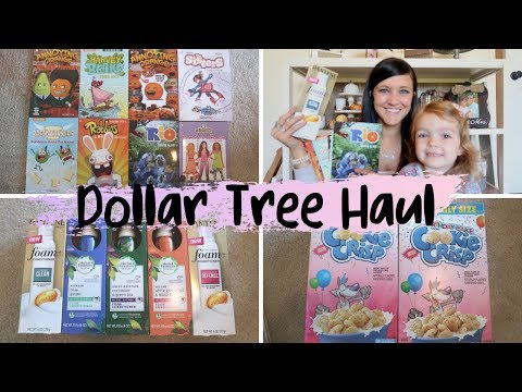 DOLLAR TREE HAUL | LOTS OF NAME BRAND PRODUCTS | NEW FINDS | SEPTEMBER 2019