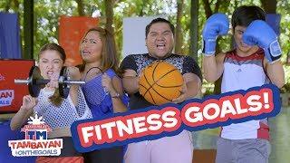 Fitness Challenge | TM Tambayan S2E2 (ft Lloyd Cadena, Donnalyn Bartolome, Baninay Bautista)
