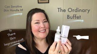The Ordinary Buffet Serum Review / Matrixyl / Hyaluronic Acid / Anti-Aging