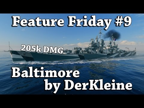Feature Friday #9: Baltimore by DerKleine [205k DMG]