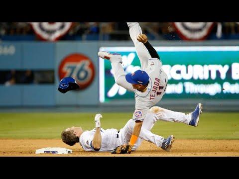 MLB Unsportsmanlike Plays ᴴᴰ