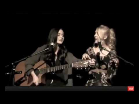"""Megan & Liz- """"All Alright""""  LIVE On Stage It October 15th 2013"""