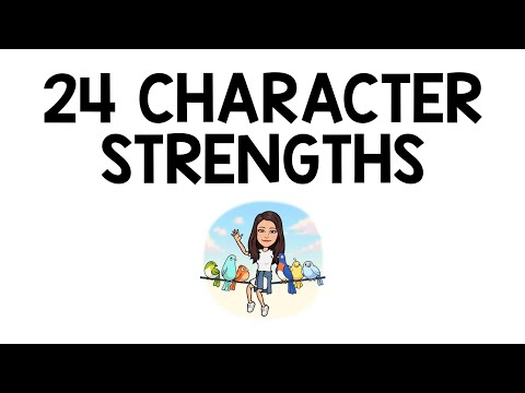 24 Character Strengths Explained