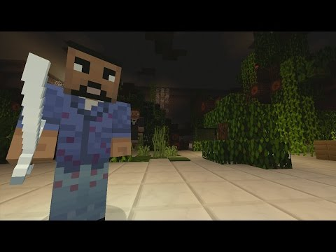 Minecraft Xbox - Murder Mystery - Daily Planet (2)