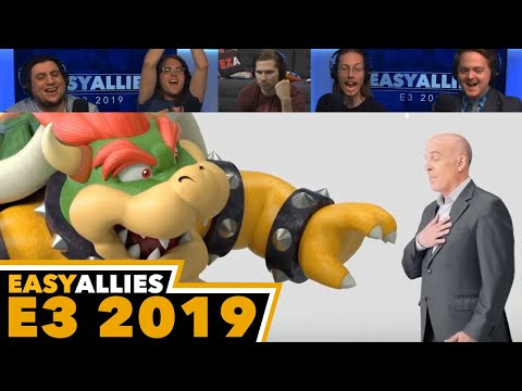 Nintendo Direct - Easy Allies Reactions - E3 2019