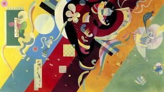 Великие художники и их картины. Василий Кандинский и его абстрактные картины. http://art7u.ru