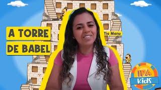 EBD IPA Kids - A Torre de Babel
