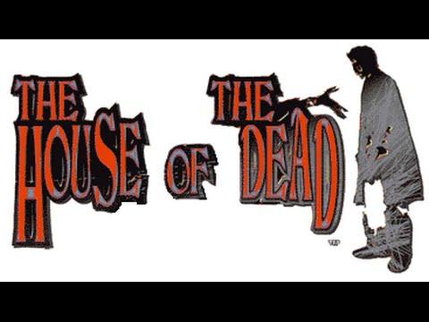 The House Of The Dead (Arcade) playthrough