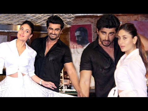 Kareena Kapoor & Arjun Kapoor Celebrate Women's Day