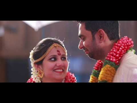 Prasoon weds Harini - Kerala Hindu Wedding Highlights