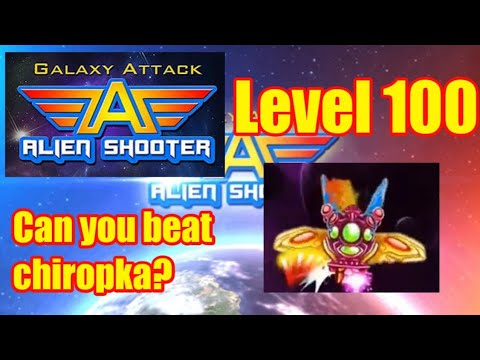 Galaxy Attack Alien Shooter How to Beat Level 100