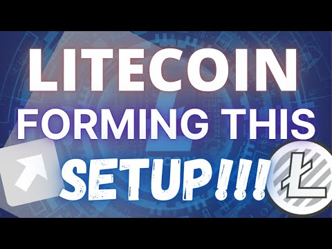 LITCOIN (LTC) IS STARTING TO FORM THIS SHAPE!!! Cryptocurrency Analysis 2020