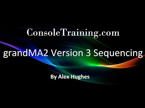 grandMA2 Version 3: Lesson 2 Basic Theatre Programming
