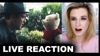 Christopher Robin Trailer REACTION