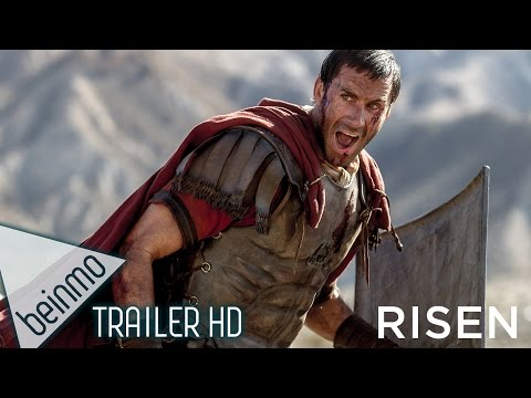 Risen   2016 Joseph Fiennes, Tom Felton Epic Drama Movie