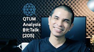 Bit:Talk Qtum Analysis เจาะลึก Qtum ข้อดี ข้อเสีย #205