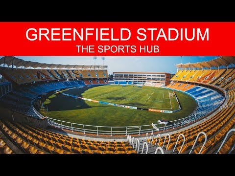 Greenfield International Stadium | The Sports Hub | Trivandrum | India vs   West Indies  | 5th ODI