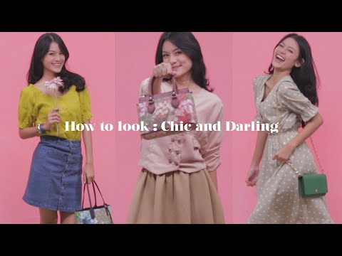 How To Look: Chic and Darling in The Month of Love
