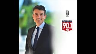 Συνέντευξη του Βουλευτή Δημήτρη Κούβελα στο ραδιόφωνο PARAPOLITIKA