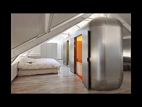 Hi-Tech Loft Wohnung in Belgien- Kempart Loft von Dethier Architecture