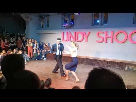 Lindy Shock 2019 - Showcase Competition - Yavor & Sonia