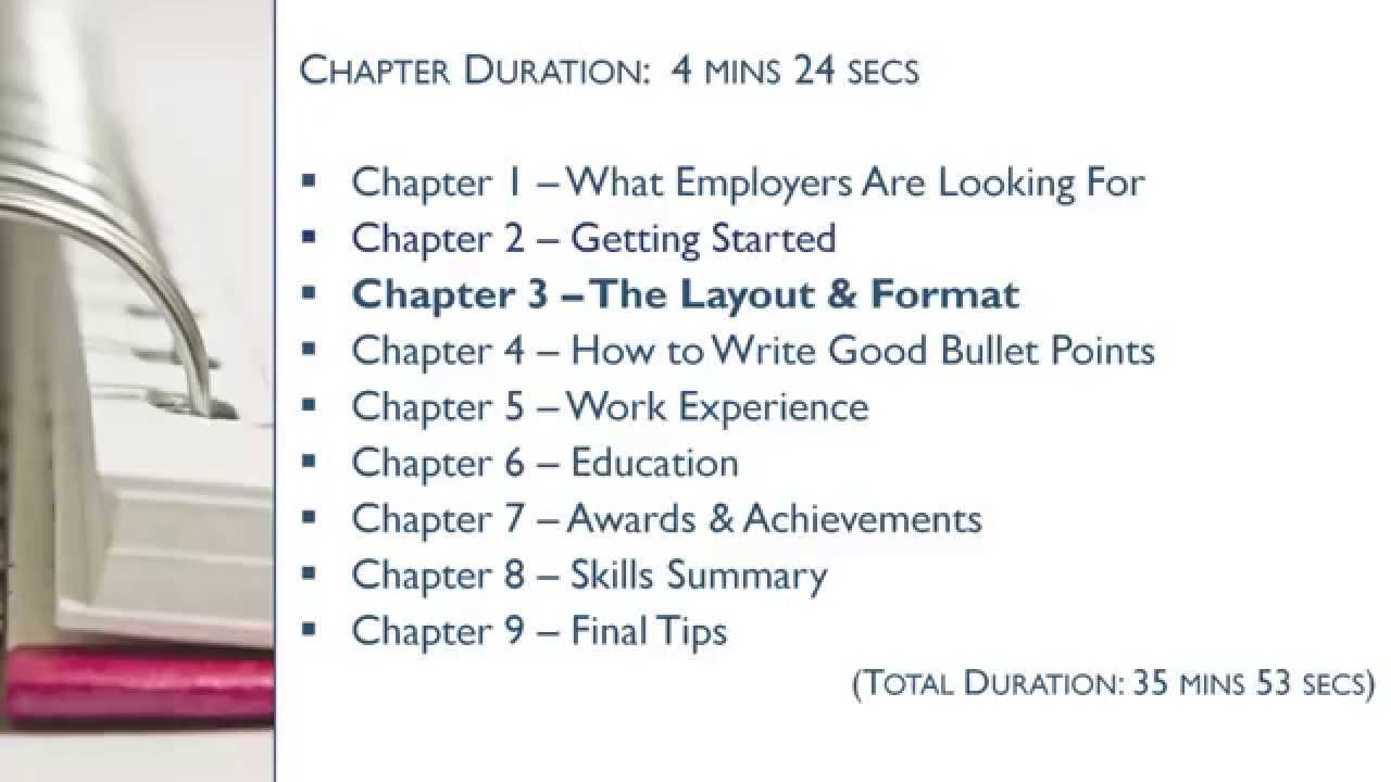5 minute resume writing tips chapter 3 layout and format youtube 5 minute resume writing tips chapter 3 layout and format thecheapjerseys