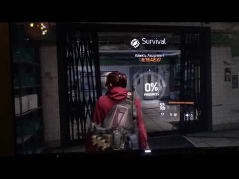 Tom Clancy's The Division#MPM4:|:||::/535 Store / Season Pass |
