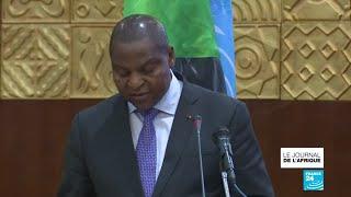 Centrafrique : accord de paix paraphé entre Bangui et les forces armées
