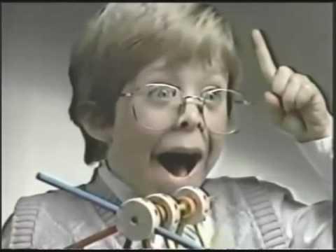 Oreo Commercial w Jaleel White & Sheryl Lee 1984