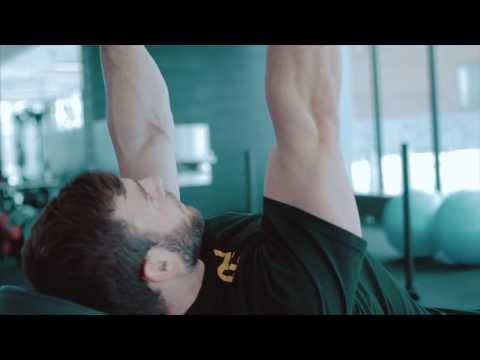 Train with Léandre | Maximum Body Strength