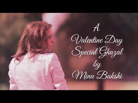 A Special Ghazal by Minu Bakshi on...