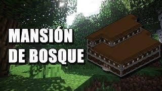 Qué es y como encontrar la Mansión de Bosque - Minecraft