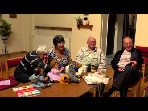 Hangleton 50+ group Reminiscence Session, full interview, Toys in the Community