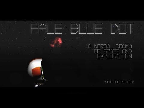 """Pale Blue Dot"" - KSP Movie"